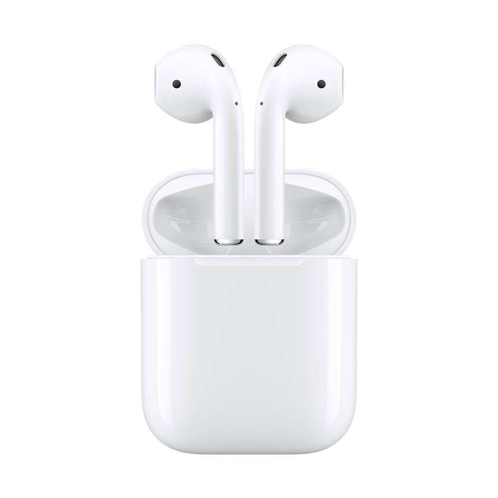 Apple AirPods (第 2 代) 搭配有線充電盒 藍芽耳機
