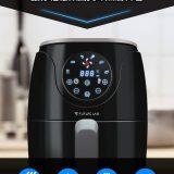 【Future Lab. 未來實驗室】AIRFRYER 渦輪氣炸鍋(無死角加熱 一鍵料理 氣炸鍋 炸雞塊 氣炸鍋食譜 2020推薦)